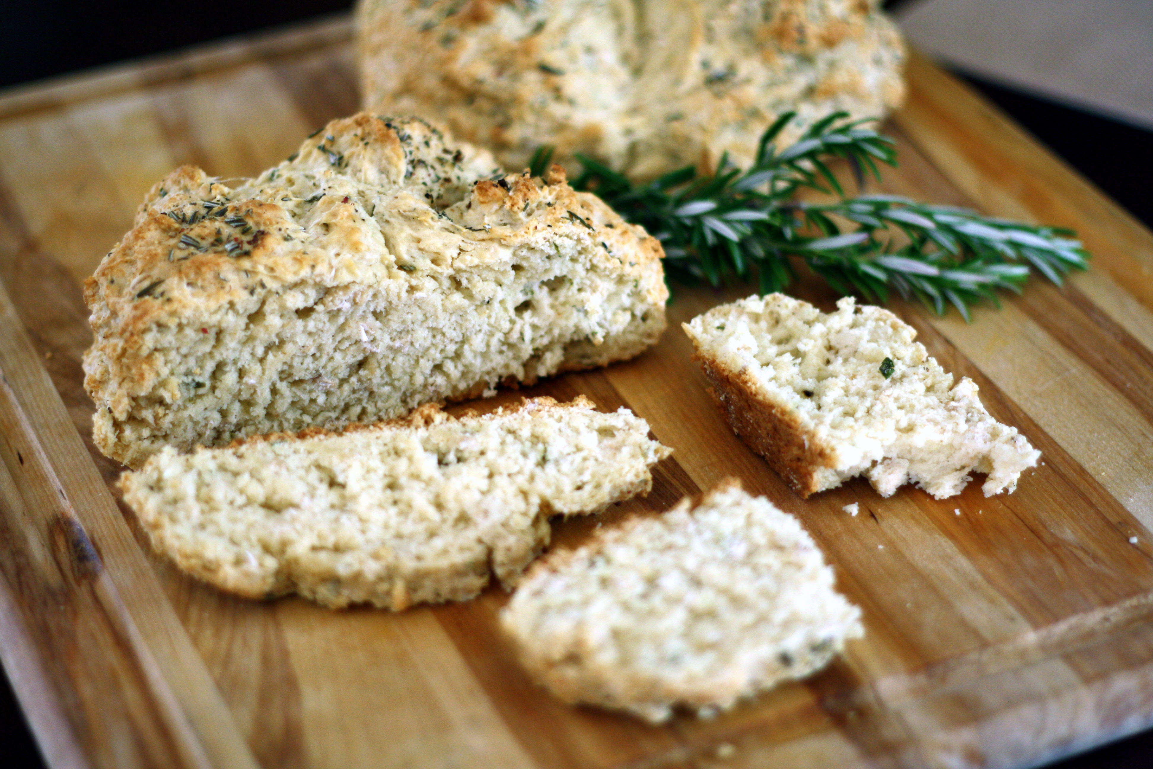 from Peace, Love and French Fries made Brown Butter Irish Soda Bread ...